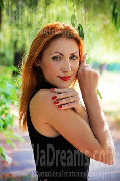 Oksana from Zaporozhye 35 years - creative image. My small public photo.