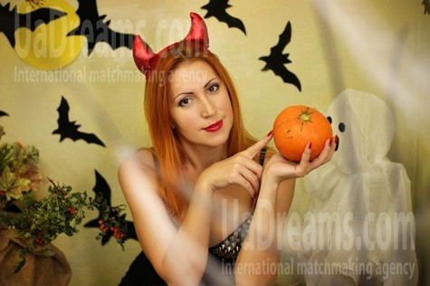 Oksana from Zaporozhye 34 years - independent woman. My small public photo.