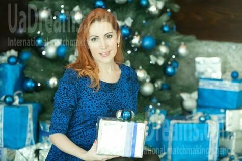 Oksana from Zaporozhye 35 years - sunny smile. My small public photo.