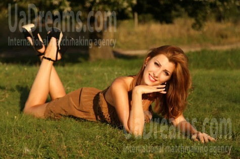 Julia from Sumy 31 years - clever beauty. My small public photo.