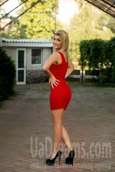Julia from Sumy 31 years - eyes with love. My small public photo.