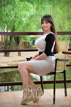 Alyona from Zaporozhye 24 years - seeking man. My small public photo.