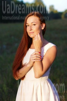 Irishka from Sumy 29 years - romantic girl. My small public photo.
