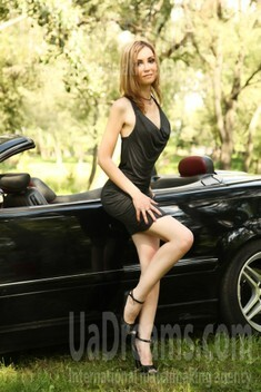 Julie from Sumy 27 years - intelligent lady. My small public photo.