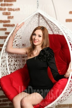 Julie from Sumy 27 years - future bride. My small public photo.