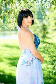 Marina from Ivanofrankovsk 39 years - good girl. My small public photo.
