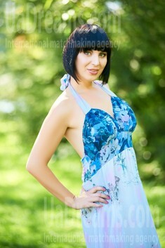 Marina from Ivanofrankovsk 39 years - desirable woman. My small public photo.