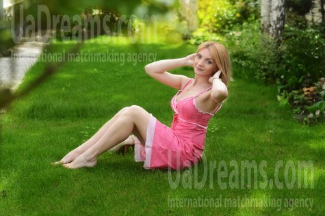 Lily from Kharkov 32 years - single russian woman. My small public photo.