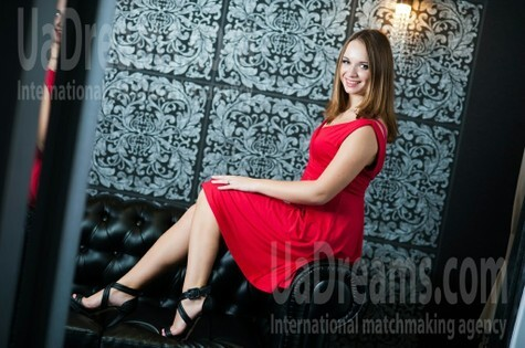 Anastacia from Poltava 24 years - wants to be loved. My small public photo.