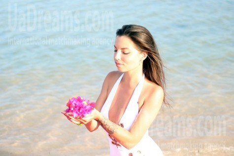 Nataly from Poltava 27 years - seeking man. My small public photo.