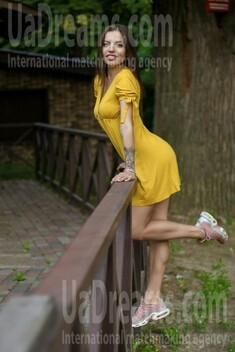 Nataly from Poltava 27 years - seeking soulmate. My small public photo.