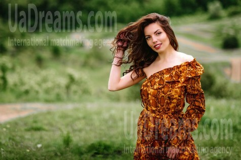 Nataly from Poltava 28 years - bride for you. My small public photo.