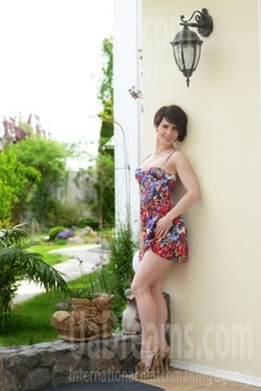 Inna from Kharkov 34 years - look for fiance. My small public photo.