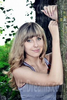Olechka from Zaporozhye 24 years - ukrainian woman. My small public photo.