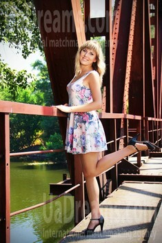 Olechka from Zaporozhye 24 years - clever beauty. My small public photo.