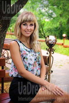 Olechka from Zaporozhye 24 years - beautiful woman. My small public photo.