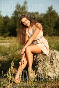 Julia from Sumy 28 years - good girl. My small public photo.
