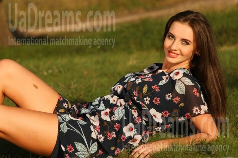 Julia from Sumy 29 years - desirable woman. My small public photo.