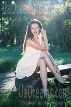 Julia from Sumy 29 years - nice smile. My small public photo.