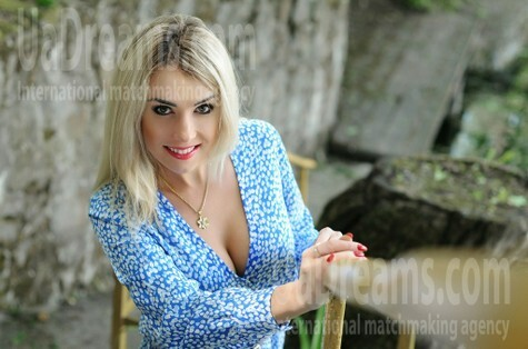 Natalie from Rovno 30 years - waiting for you. My small public photo.