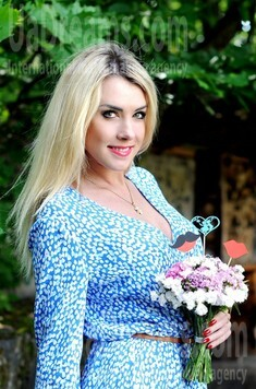 Natalie from Rovno 30 years - eyes lakes. My small public photo.