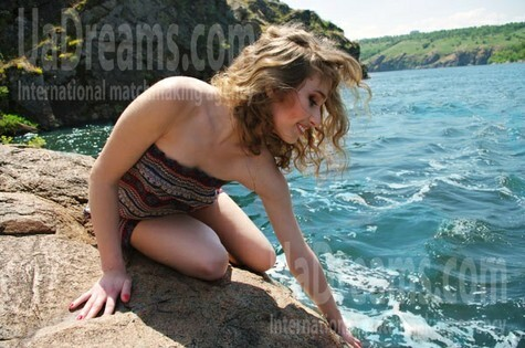 Julie from Zaporozhye 29 years - great weather. My small public photo.