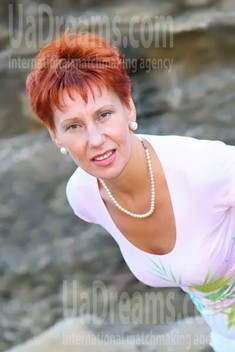 Irina from Odessa 62 years - natural beauty. My small public photo.