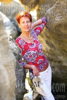 Irina from Odessa 61 years - hot lady. My small public photo.