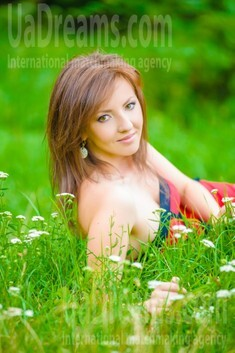 Ira from Ivanofrankovsk 29 years - loving woman. My small public photo.