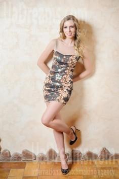 Antonina from Ivanofrankovsk 29 years - waiting for husband. My small public photo.