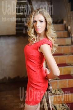 Antonina from Ivanofrankovsk 29 years - ukrainian bride. My small public photo.