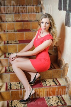 Antonina from Ivanofrankovsk 29 years - girl for marriage. My small public photo.
