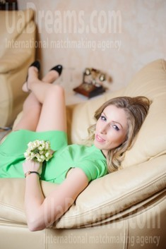 Antonina from Ivanofrankovsk 29 years - future wife. My small public photo.
