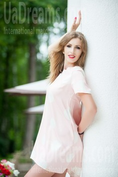 Antonina from Ivanofrankovsk 29 years - romantic girl. My small public photo.