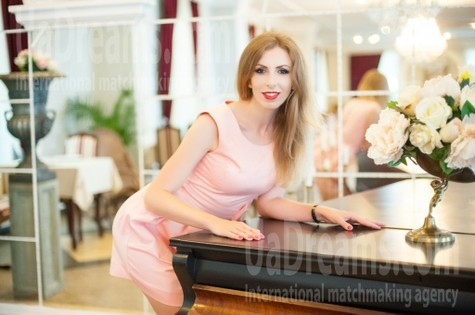 Antonina from Ivanofrankovsk 29 years - looking for relationship. My small public photo.