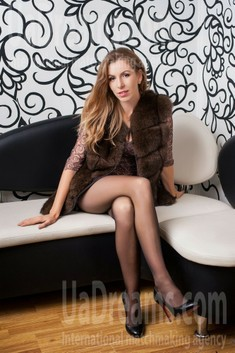 Antonina from Ivanofrankovsk 31 years - want to be loved. My small public photo.