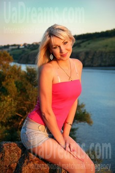 Natalie from Zaporozhye 30 years - Warm-hearted girl. My small public photo.
