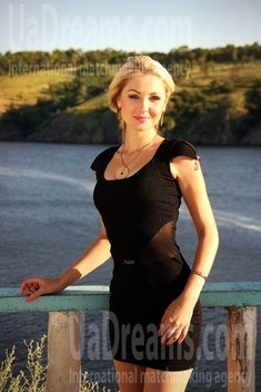 Natalie from Zaporozhye 30 years - creative image. My small public photo.