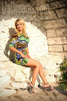 Natalie from Zaporozhye 30 years - intelligent lady. My small public photo.