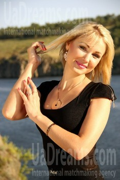 Natalie from Zaporozhye 30 years - kind russian girl. My small public photo.