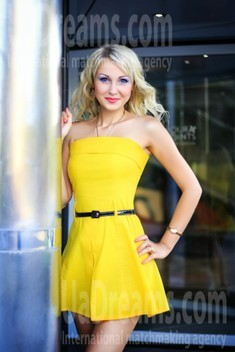 Natalie from Zaporozhye 30 years - easy charm. My small public photo.