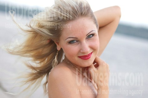 Natalie from Zaporozhye 31 years - beautiful and wild. My small public photo.