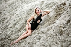 Natalie from Zaporozhye 32 years - charm and softness. My small public photo.