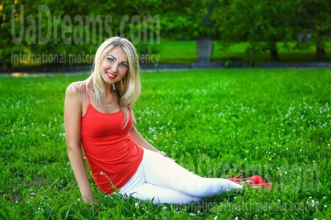 Natalie from Zaporozhye 33 years - attentive lady. My small public photo.