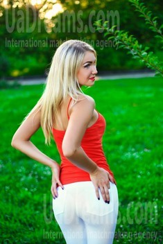 Natalie from Zaporozhye 32 years - Music-lover girl. My small public photo.