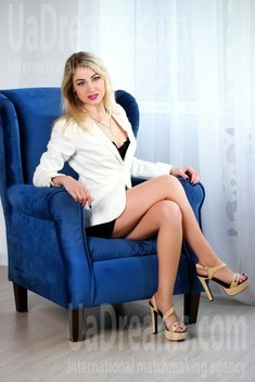 Natalie from Zaporozhye 34 years - single russian woman. My small public photo.