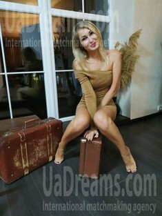 Natalie from Zaporozhye 34 years - future bride. My small public photo.