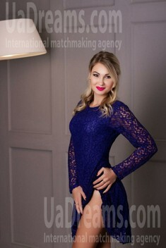 Natalie from Zaporozhye 34 years - bright smile. My small public photo.