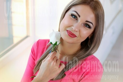 Natalie from Zaporozhye 34 years - eyes lakes. My small public photo.