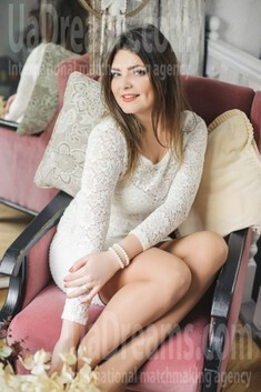 Natalie from Ivanofrankovsk 27 years - look for fiance. My small public photo.